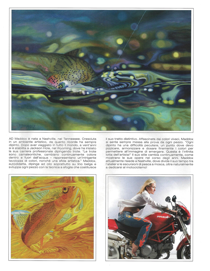 H20 fly fishing art fly fishing prints ad maddox for Fly fishing art