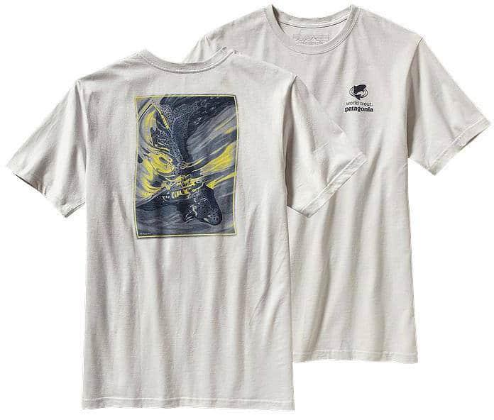 Patagonia shirt 2015 fly fishing art fly fishing prints for Fly fishing shirt