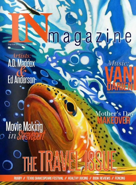 AD Maddox, fly fishing art, fly fishing artist