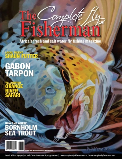The Complete Fly Fisherman Cover